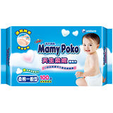 滿意寶寶濕紙巾(柔棉型)補充包100張