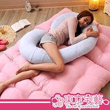 【東京宅藝】安心孕婦枕(托腹枕/嬰兒枕)