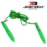 《購犀利》日本品牌【JOEREX】電子計數彈性跳繩-顏色隨機出貨