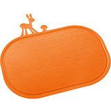 《KOZIOL》Kitzy斑比鹿早餐盤砧板(橘)