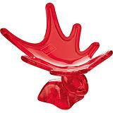 《KOZIOL》大麋鹿置物手機座(透紅)