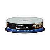 E-BOOKS國際版52X CD-R 10片桶裝