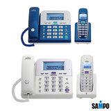 聲寶SAMPO 2.4Ghz高頻數位無線電話(CT-W1103NL)