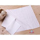【聖哥-明日之星】新生兒棉紗尿布(大、6條入)