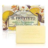 【Nesti Dante】義大利手工皂 天然鮮果系列 檸檬佛手柑 250g