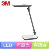 【3M】58度LED博視燈LD6000可調光式桌燈(亮透白)