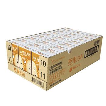 統一蜜豆奶-雞蛋250ml*24入/箱