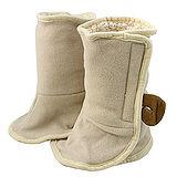《Decoy》羔羊絨毛保暖造型小腿套