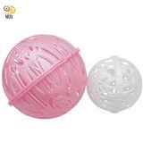 月陽18cm大尺寸雙層球形內衣物胸罩魔術清洗球洗衣球(2592)