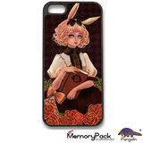 Pangolin穿山甲 Phone Case For I5 手機殼-兔女郎10562