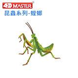 《4D MASTER》昆蟲系列 - 螳螂 Mantodea