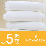《HOYACASA》【Good Dream系列】3D螺旋纖維枕(低硬)-2入