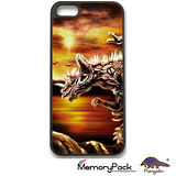 Pangolin穿山甲 Phone Case For I5 手機殼-雙頭魔龍10920