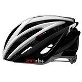 ZERORH+ 碳纖維自行車安全帽 ZX系列★黑色款★附專屬防塵袋 EHX6051