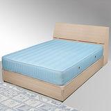 《Homelike》諾雅3.5尺床組+獨立筒床墊-單人(二色任選)