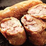 頂級爆漿雞腿肉捲6包(100g±5%/條,1包含3條)