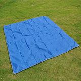 PUSH!登山戶外用品 2.1X2.15M 帳篷 遮陽棚 地墊 防潮墊 野餐墊