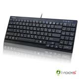 i-rocks KR-6523超薄迷你行動鍵盤