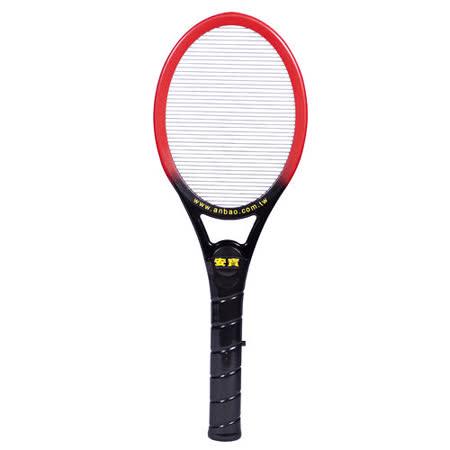 【安寶】小型單層鋰電充電式電蚊拍(AB-9915) -friDay購物 x GoHappy