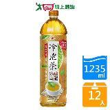 光泉冷泡茶-冰釀烏龍(無糖)1235ml*12入/ 箱