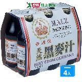崇德發天然黑麥汁330ml*24入/箱