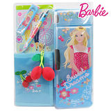 【芭比Barbie】芭比屋形禮盒-藍