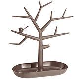 《KOZIOL》樹梢鳥珠寶架(咖M)