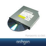 archgon亞齊慷 UJ-265 Panasonic 6X吸入式內接藍光燒錄機超薄12.7mm SATA介面