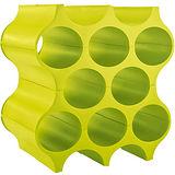 《KOZIOL》自組式蜂巢酒架(綠)