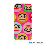 Uncommon iPhone5 / 5s Paul Frank系列 滑蓋保護殼- Pink Dots julius