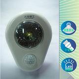 【太星電工】LED感應燈/輕巧型/電池式 WD701