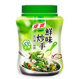 康寶鮮味炒手奶素240g/瓶