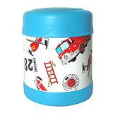 THERMOS 膳魔師0.3L消防車不鏽鋼真空食物罐 F3001HRB6