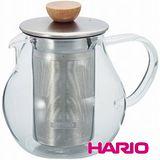 日本【HARIO】極簡花茶壺450ml / TPC-45HSV