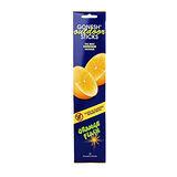 美國 GONESH 線香 Extra Rich精選單方系列 橘子炸彈 Orange Flash 20支入