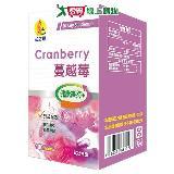 柏之暢蔓越莓120粒
