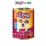 IQ Dog狗罐頭-牛肉風味+米400g