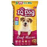 IQ Dog 聰明乾狗糧-牛肉口味成犬配方15KG