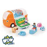 英國【WOW Toys 驚奇玩具】 露營休旅車 凱西