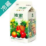 波蜜果菜汁400ml