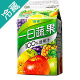波蜜一日蔬果100%蔬果汁400ml