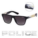 POLICE 都會復古時尚太陽眼鏡 (象牙白) POS1796-700X